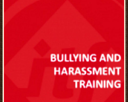 Bullying and Harassment Training