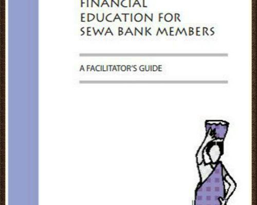 Financial Education for SEWA Bank Members
